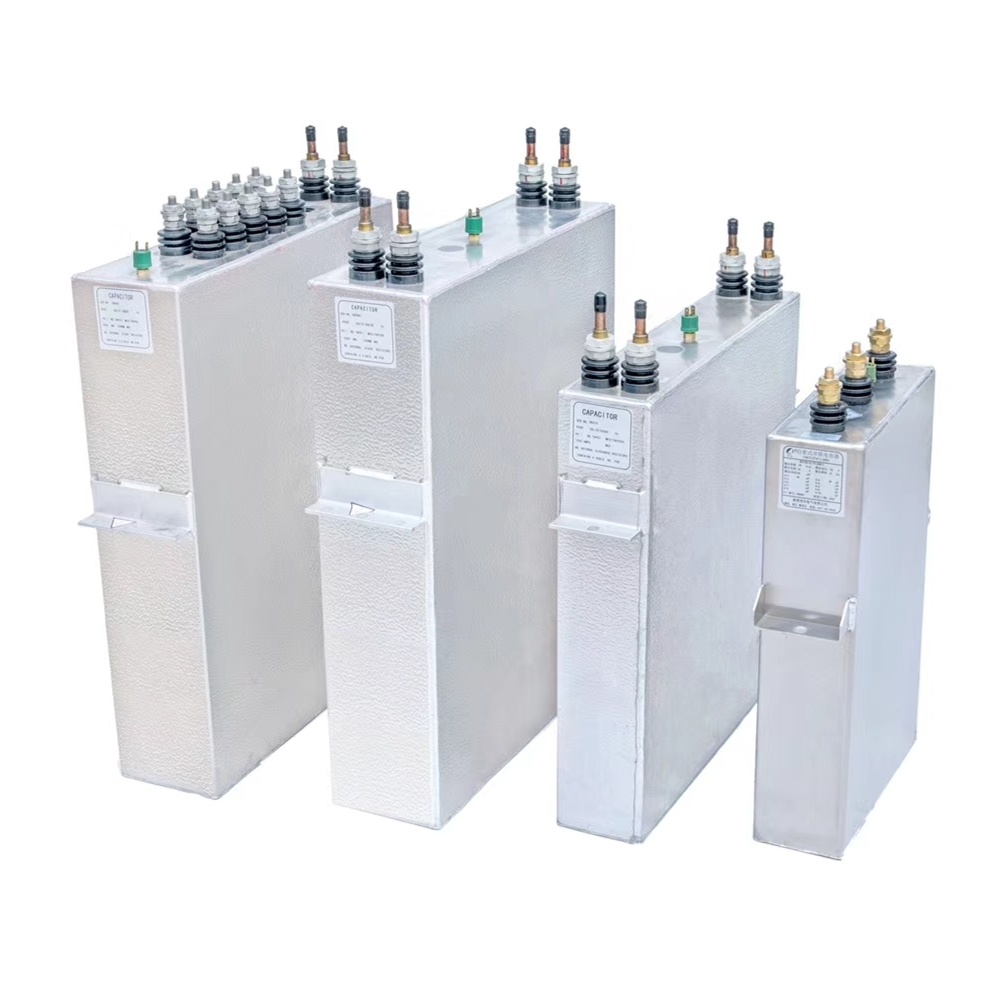 Electric capacitor HRAM-S
