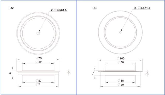 welding diodes